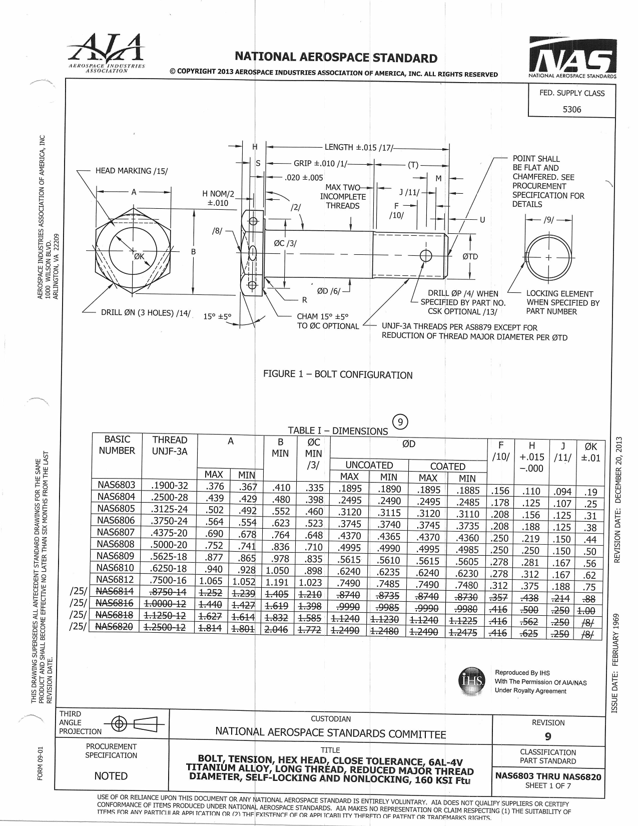 NAS6803 Datasheet, Description
